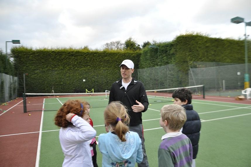 Karl Stowell Tennis Coaching