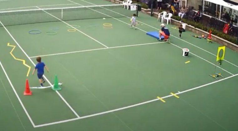Mini Tennis Olympics