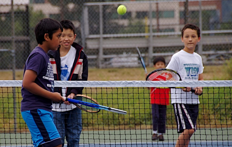school tennis