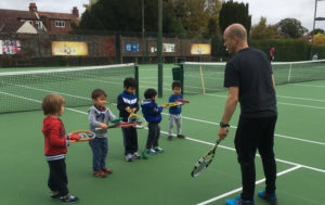 tennis for 3 to 4 year olds