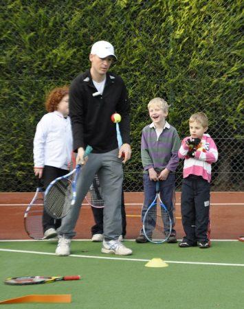Karl tennis coach
